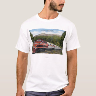 Rocking Mountain Rocket Train T-Shirt