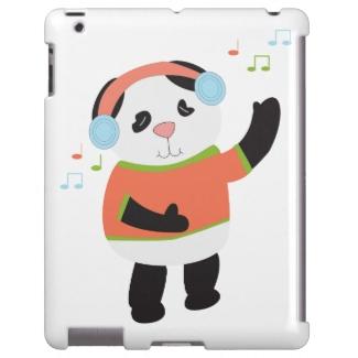 Rocking Panda Bear