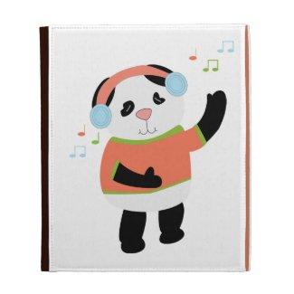 Rocking Panda Bear Caseable Case