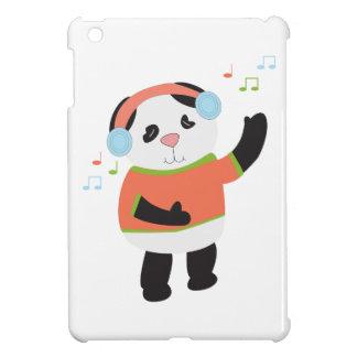 Rocking Panda Bear iPad Mini Cases