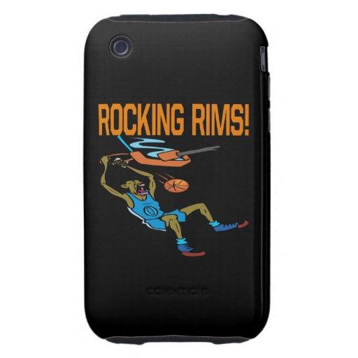 Rocking Rims Tough iPhone 3 Case