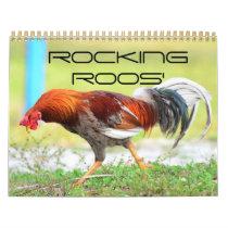 Rocking Roos' Calendar
