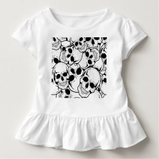 Rocking Skull Toddler T-shirt