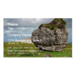 Rocking Stone Business Card Template