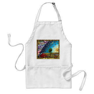 Rocking The Dome Apron! Adult Apron