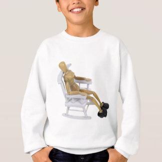 RockingChairClogs030310 Sweatshirt