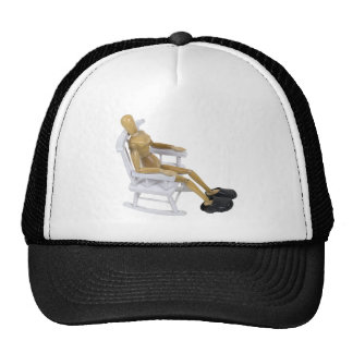 RockingChairClogs030310 Trucker Hat