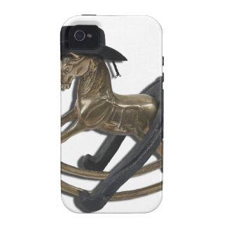 RockingHorseCowboyHatHorseShoe122312 copy.png Vibe iPhone 4 Case