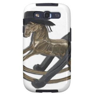 RockingHorseCowboyHatHorseShoe122312 copy.png Galaxy S3 Case