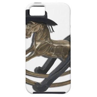 RockingHorseCowboyHatHorseShoe122312 copy.png iPhone 5 Cases