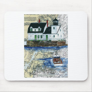 Rockland Breakwater Mouse Pad