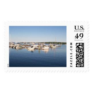 Rockland Harbor Postage