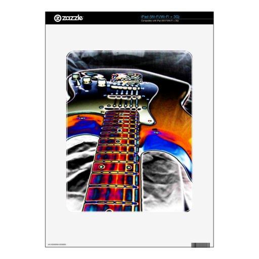Rockn Guitar Cover Skin For iPad