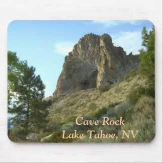 "Rock'n Mousepad ""CAVE ROCK"" Lake Tahoe"