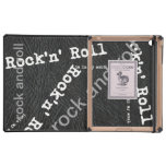 rock'n' roll pattern cases for iPad