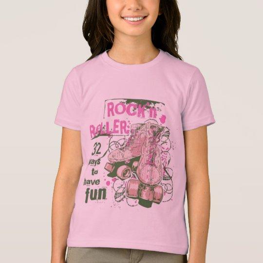 rock'n roller t-shirt