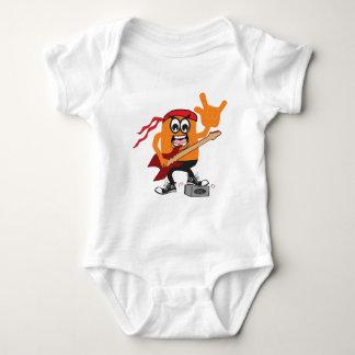 Rock'N Tater Baby Bodysuit