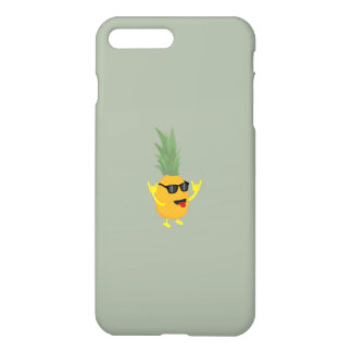 rock'n'roll pineapple iPhone 8 plus/7 plus case