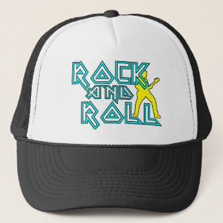 RockNRollDesign Trucker Hat