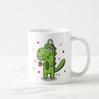 Rockosaur Dinosaur Mug