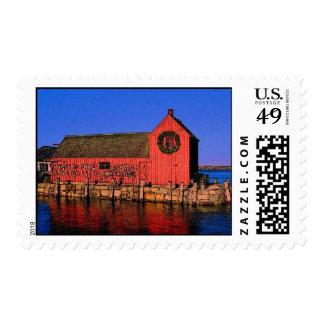Rockport Christmas Stamp