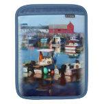Rockport Harbor Fine Art i-Pad Sleeve Sleeve For iPads