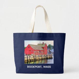 ROCKPORT, MASS TOTE BAG