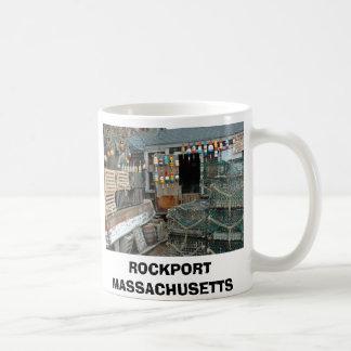 ROCKPORT MASSACHUSETTS COFFEE MUG