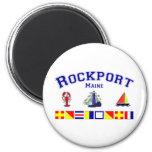 Rockport, ME Fridge Magnets