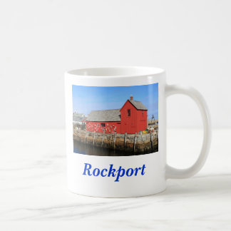 Rockport Motif Number 1 (2) Coffee Mug