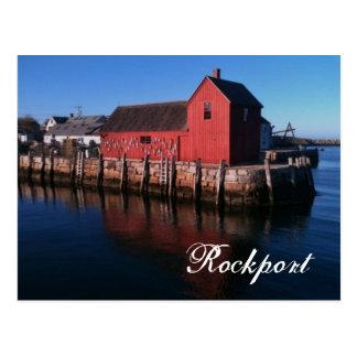 Rockport Postcard