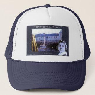 """"""" Rockport-U-Know """" Trucker Hat"""