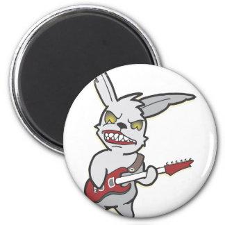 RockRabbit Imán Redondo 5 Cm