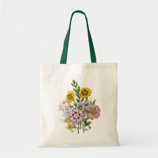 Rockroses Tote Bag