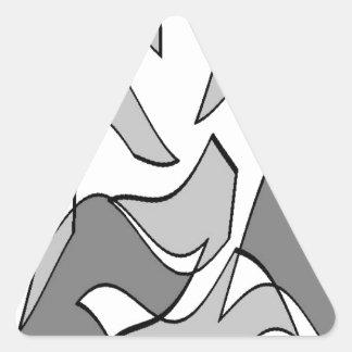 rocks2.jpg triangle sticker
