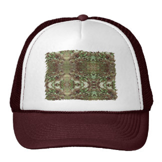 Rocks and Leaves Trucker Hat