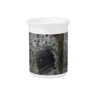 Rocks and Mortar Drink Pitcher