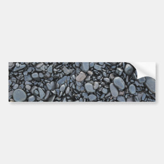 Rocks and Pebbles Bumper Sticker