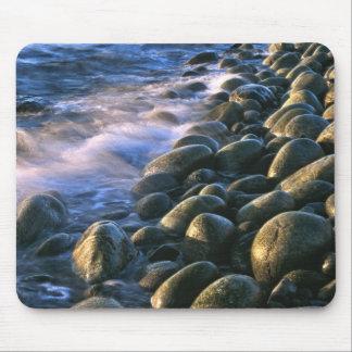 Rocks and Waves mousepad