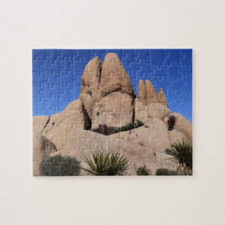 Rocks at Joshua Tree National Park Jigsaw Puzzle