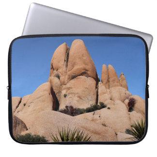 Rocks at Joshua Tree National Park Laptop Sleeve