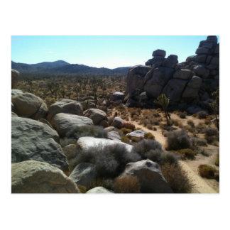 rocks at JT Postcard