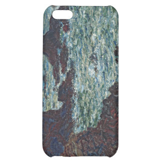 Rocks at Port-Coton, the Lion (1886) iPhone 5C Cover