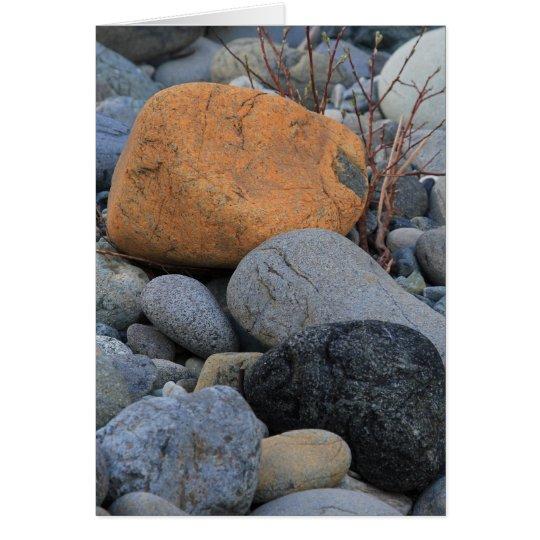 Rocks at Redwood Forest Card