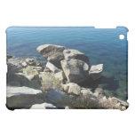 Rocks At The Lake iPad Mini Case