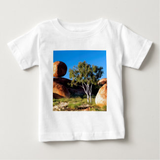 Rocks Balancing Northern Territory Australia Baby T-Shirt