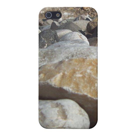 Rocks Case For iPhone SE/5/5s