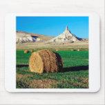 Rocks Chimney Nebraska Mouse Pad