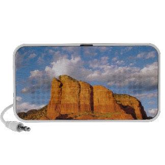 Rocks Courthouse Sedona Arizona iPod Speakers