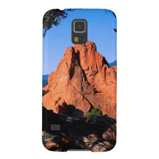 Rocks Garden Gods Colorado Galaxy Nexus Cases